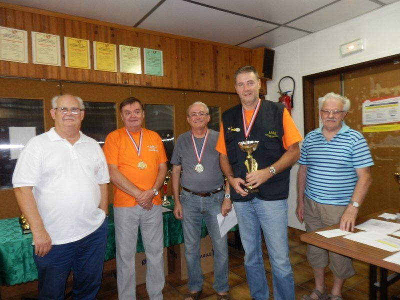Concours de tir: ASOR Wittenheim-Kingersheim