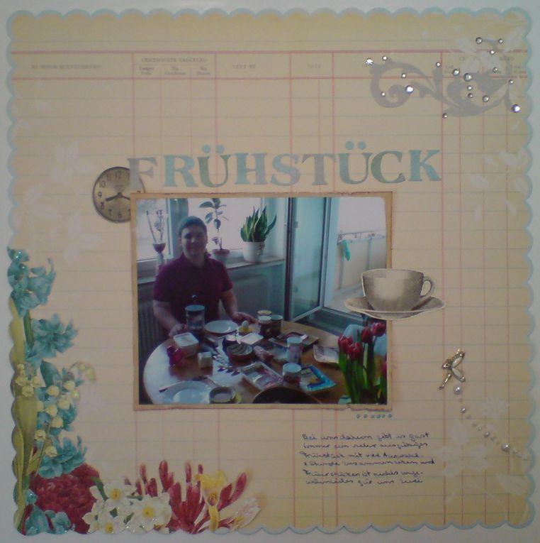 Album - Layouts 2010