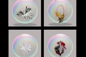 """Exposition """"Verre & transparence"""""""