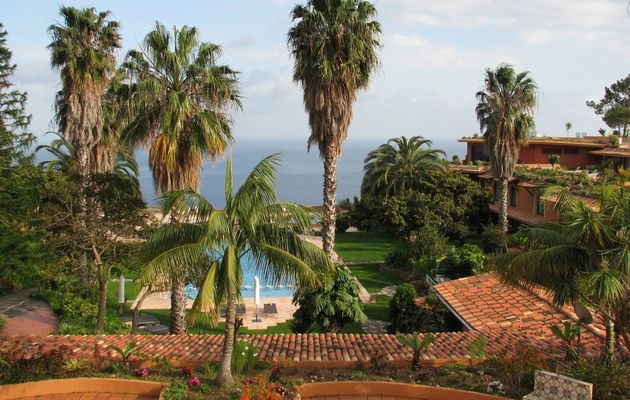 Séjour à Madère - la région de Funchal - mars 2009 - partie 3