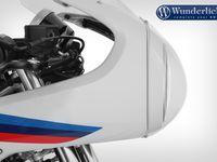 Ninet Racer Windshield et headlight cover by Wunderlich