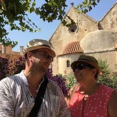 Milou : une semaine en Crète avec les Z'Aubert (part. 2)