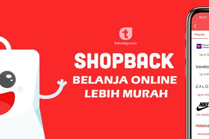 Upaya Diretas, ShopBack Minta Pengguna Segera Ganti Password