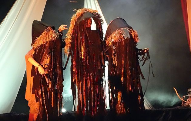 """DIDO ET AENEAS"" ... UN OPERA BAROQUE.au FESTIVAL MUSICA NIGELLA...ACTE 2"