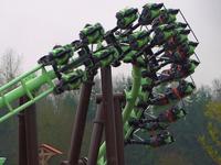 Un nouveau roller coaster au Parc du Bocasse