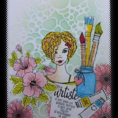 carte Artiste