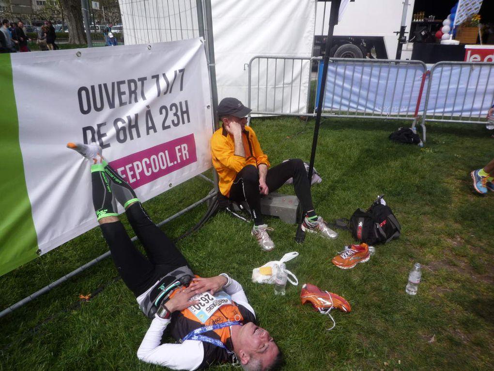 Annecy : marathon et marathon duo résultats 2015