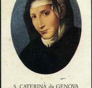 Trattato sul Purgatorio - Santa Caterina da Genova