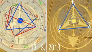 Der komplexeste Kornkreis 2013