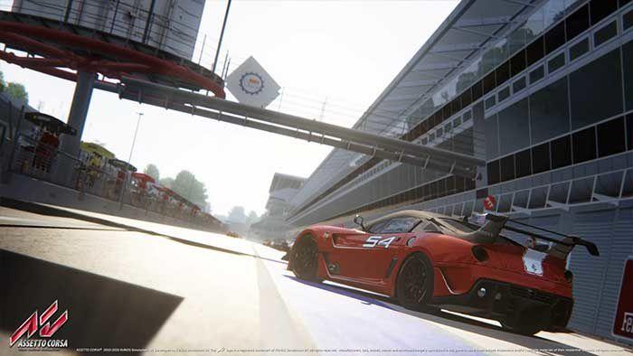 Assetto Corsa le 3 juin sur #PS4 #XboxOne !