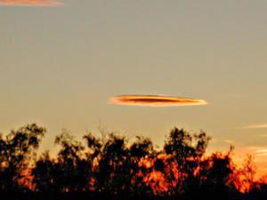 UFO sur vénissieux, 1970