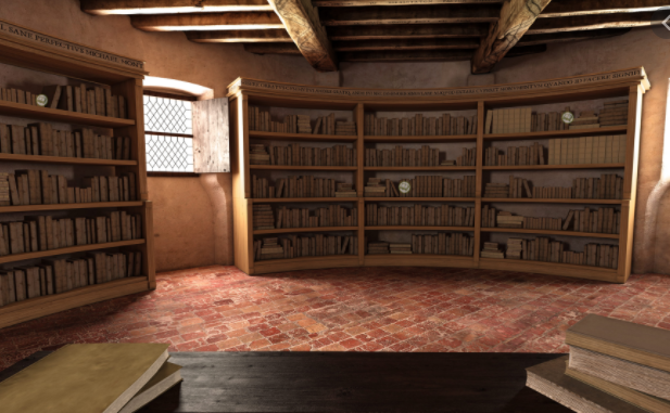Bibliothèque recomposée de Montaigne