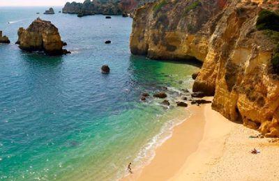 Tourisme - TOP 7 des plus belles plages du Portugal