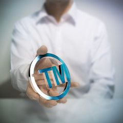 Difference between a registered and unregistered trademark?