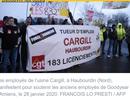 La CGT CARGIL Haubourdin lance un site pour répertorier TOUS les plans de licenciement