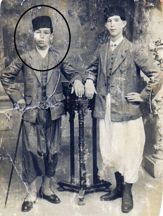 Cheikh M'hamed Bédjaoui-Chaouche (1902-1937)