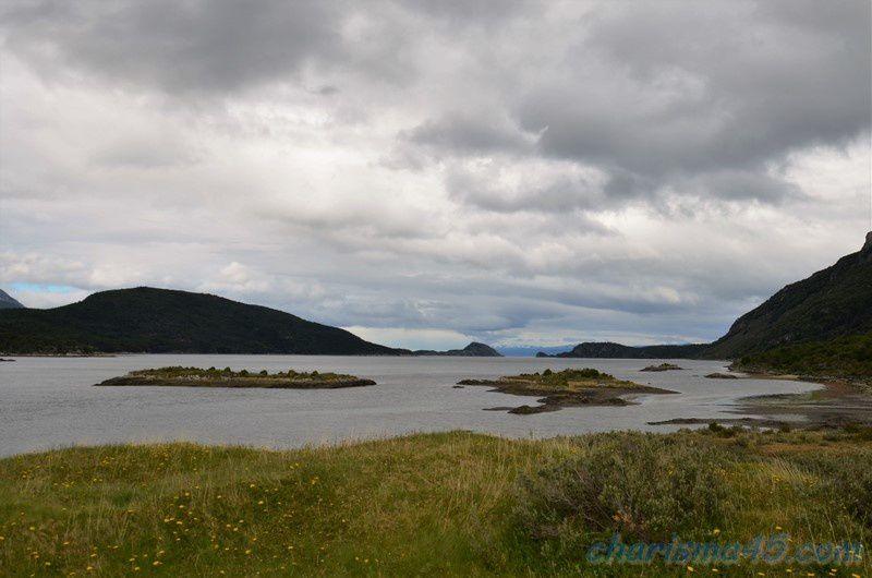 Parque Nacional Tierra Del Fuego, Argentine en camping-car