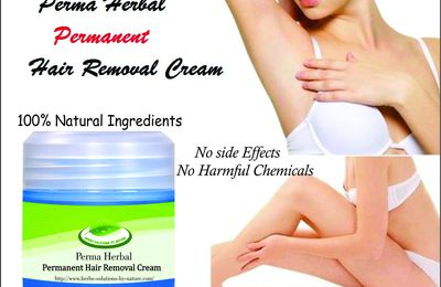Find out Your Options For Permanent Hair Removal Cream