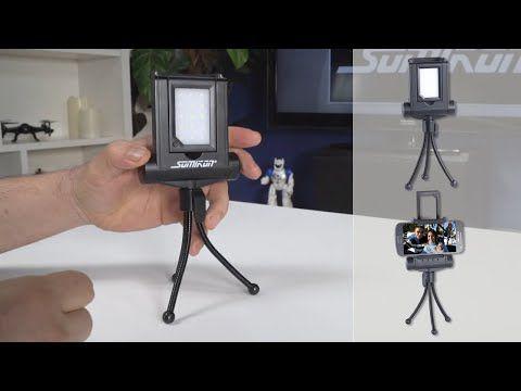 Un projecteur photo / vidéo pour smartphone ... en mode normal et selfie !