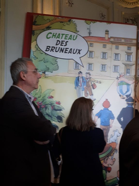 Manifestation organisée par la Société d'Histoire de Firminy et environs présidée par Yves Moulinier. Très belle exposition à voir jusqu'en novembre