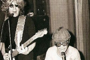 Il y a 34 ans ce soir... John & Lennon.