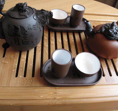 Dégustation du Bao Zhong de la maison des 3 thés