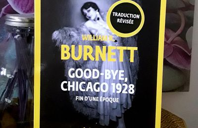 Good-bye, Chicago 1928, de William R. Burnett