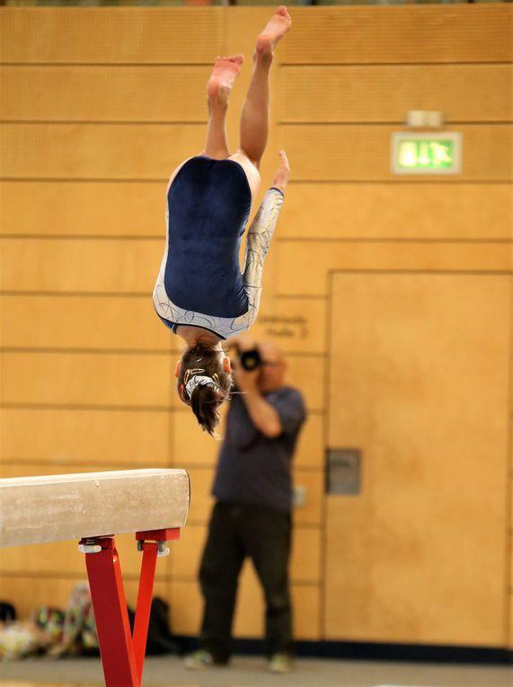 Zweite in der WK 5 wurde Emily Keib (55,63)