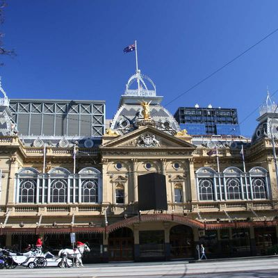 Princess Theatre, Australie