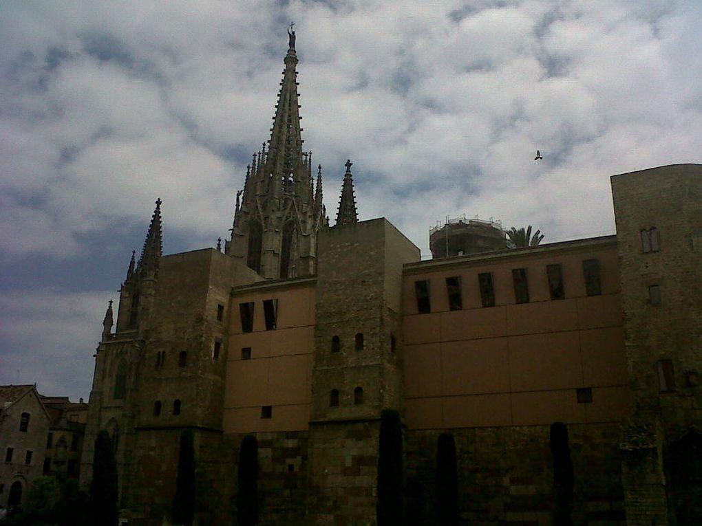 Souvenir de vacances entre potes en Espagne.  Photos : J.Tracq