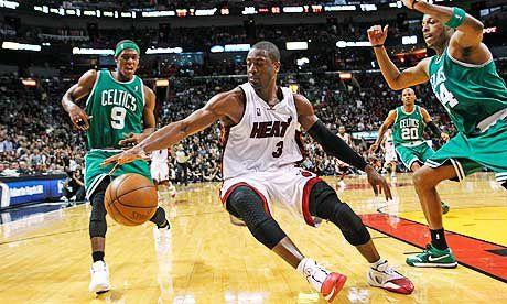 NBA: Dwyane Wade, le gardien de but