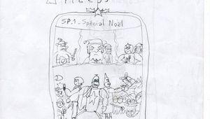 Captain Triceps spécial 1: spécial Noël