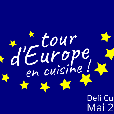 Résultats du défi Cuisine de Mai 2021.