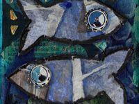 Et le premier filet de poissons pour La Criée ! Du N°641 à 646, à pêcher !