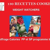 130 Recettes cookeo weight watchers Nouveau |
