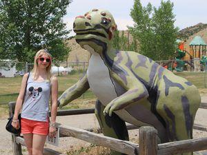 Dinosaur City & Dinosaur National Monument
