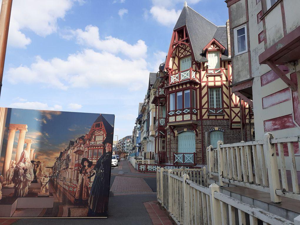 Festival du Film des Villes Soeurs / Le Tréport, Mers les Bains, Eu