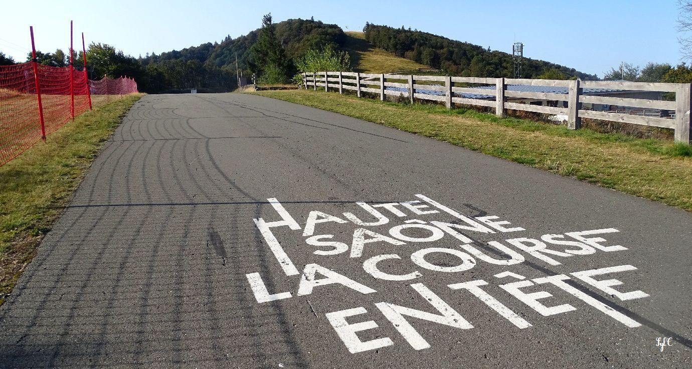A quelques jours de l'étape du Tour de France en Haute-Saône - 14 photos