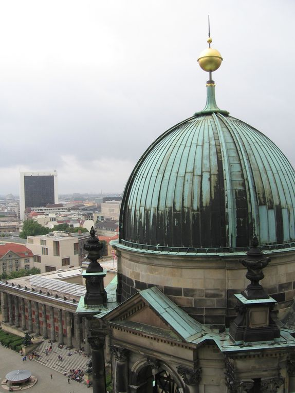 5 jours à Berlin en août 2009