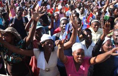 HAITIENS... HAITIENNES...