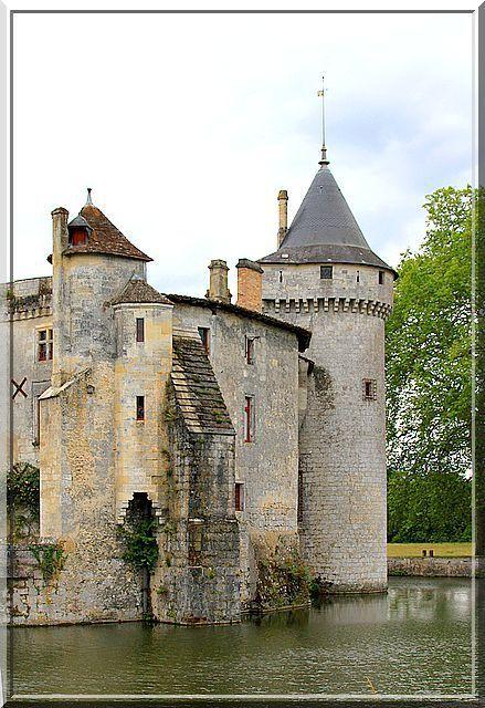 Diaporama château de La Brède