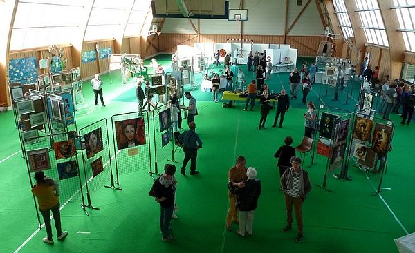 EXPOSITION A CHARBUY