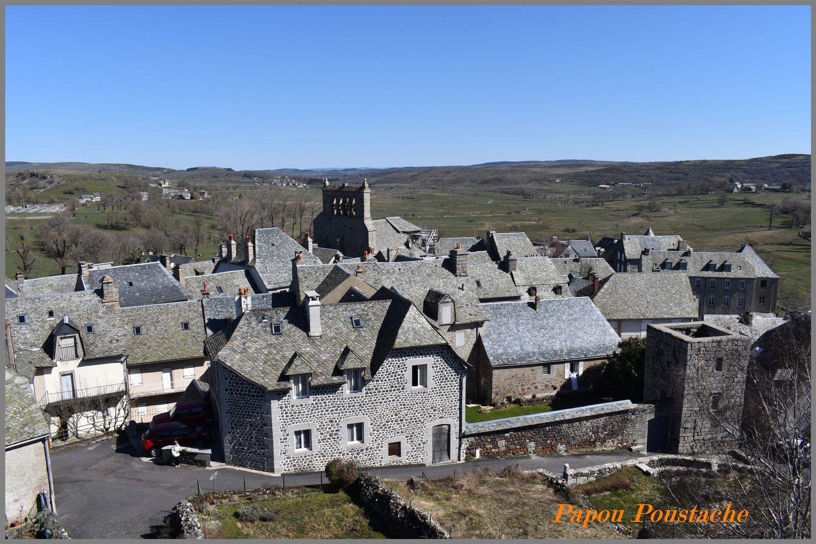 Entre Cantal Lozère et Aveyron: L'Aubrac cantalien