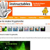 my first instructable & mon 100 eme billet