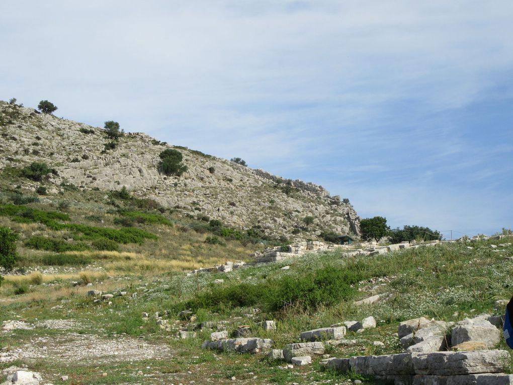 SMGR19 Visite guidée et pièce théâtrale Antigone