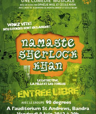 Vendredi 8 Juin 2012 à 20h - Comédie Musicale de l'EFIB