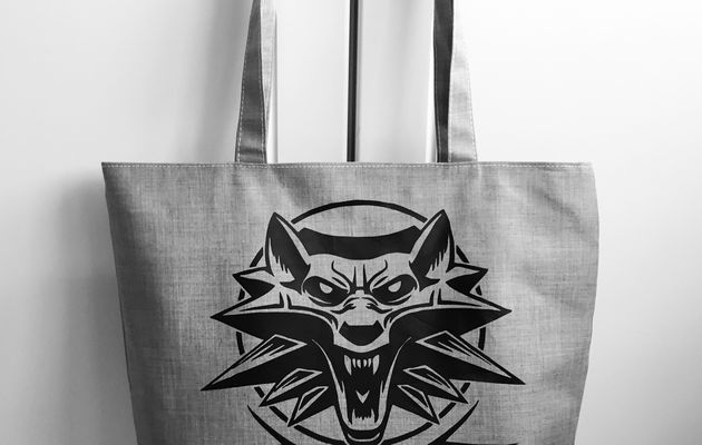 Sac « The Witcher »