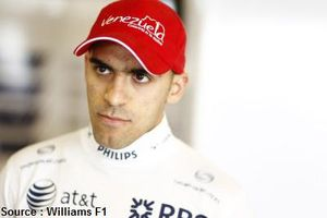 Pastor Maldonado signe chez Williams