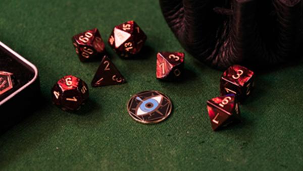 TOKENAMEL - Enamel tokens for TTRPG bernieshoot