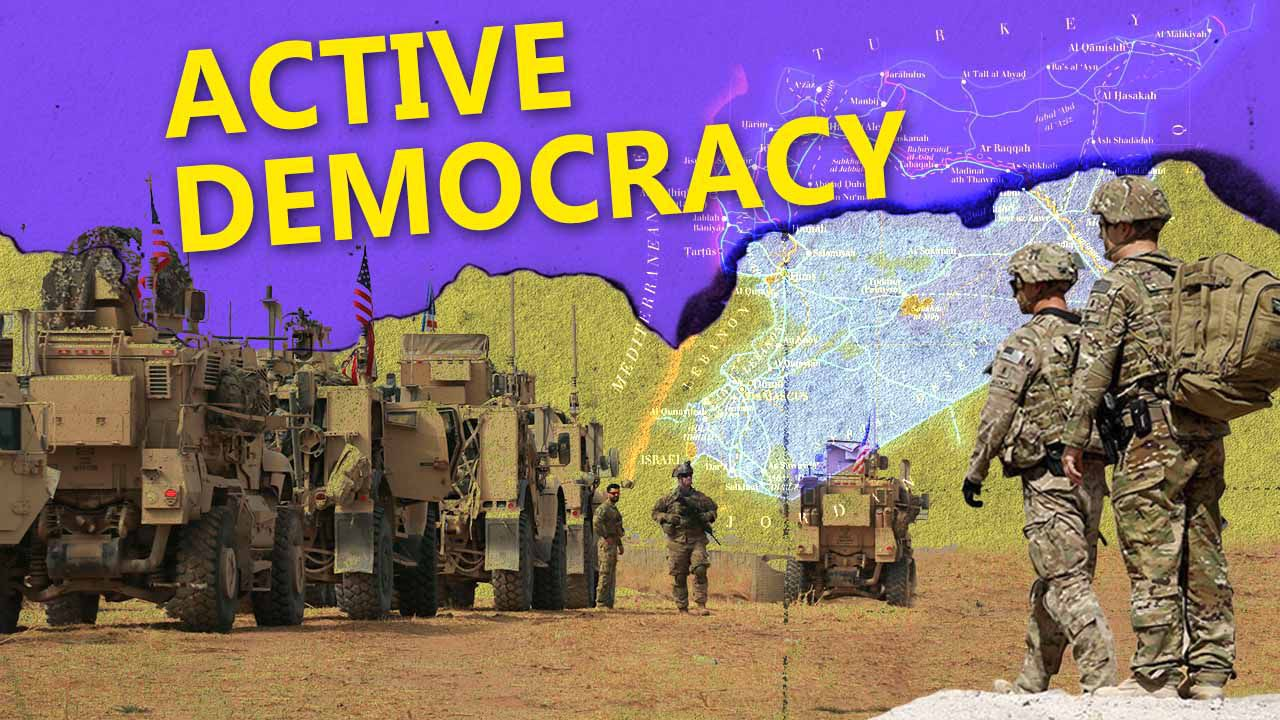 """Organiser le récit du Moyen-Orient pour faire avancer l'agenda - La guerre contre la """"terreur"""" a recommencé"""